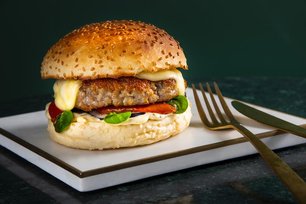 Recettes de burgers : Le Francine