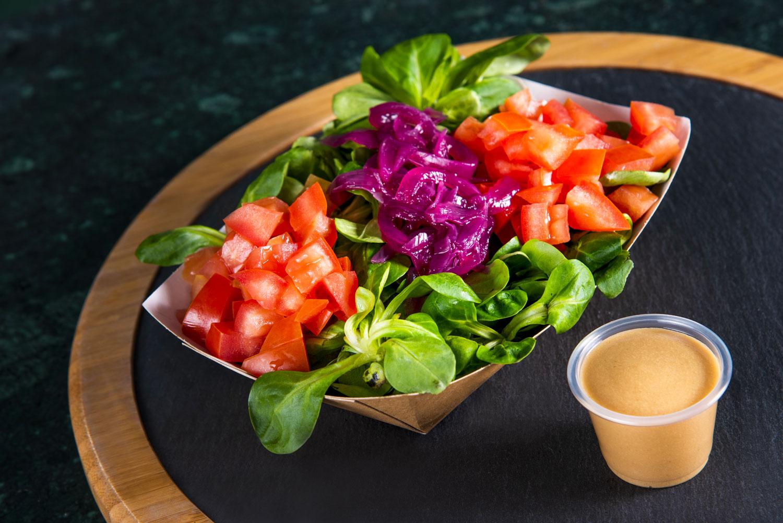 La carte - La salade composée
